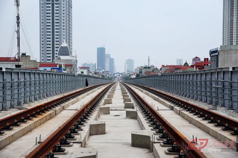 fast train china
